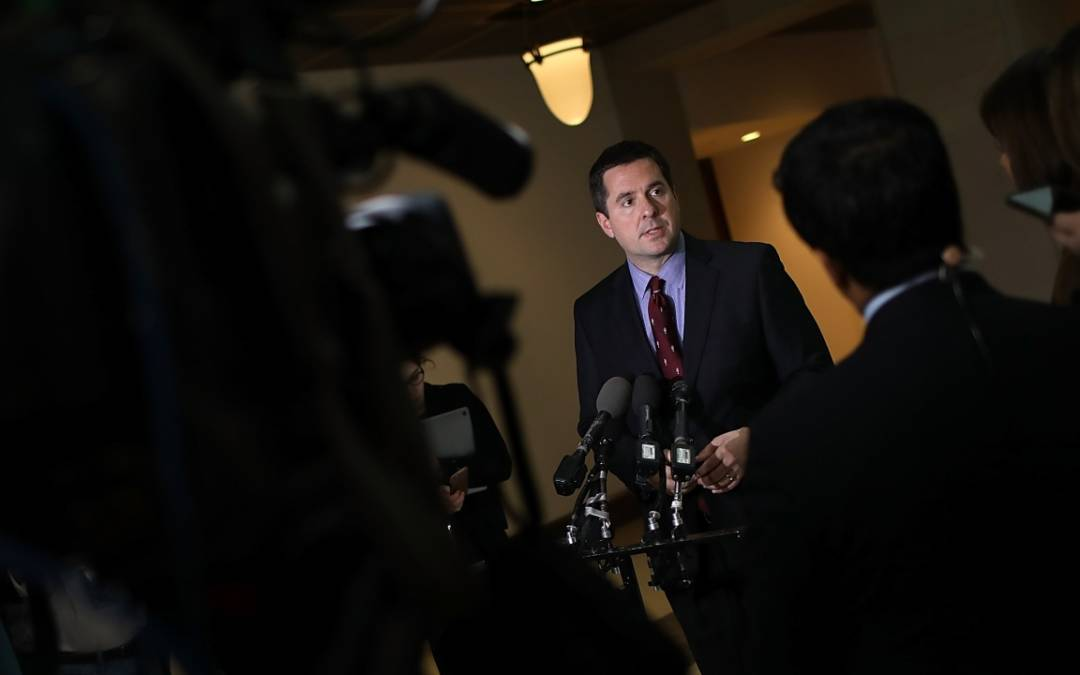 The Nunes Memo and Katie Roiphe Article Show How Concerns for Due Process and Civil Liberties Are Highly Selective and Self-centered