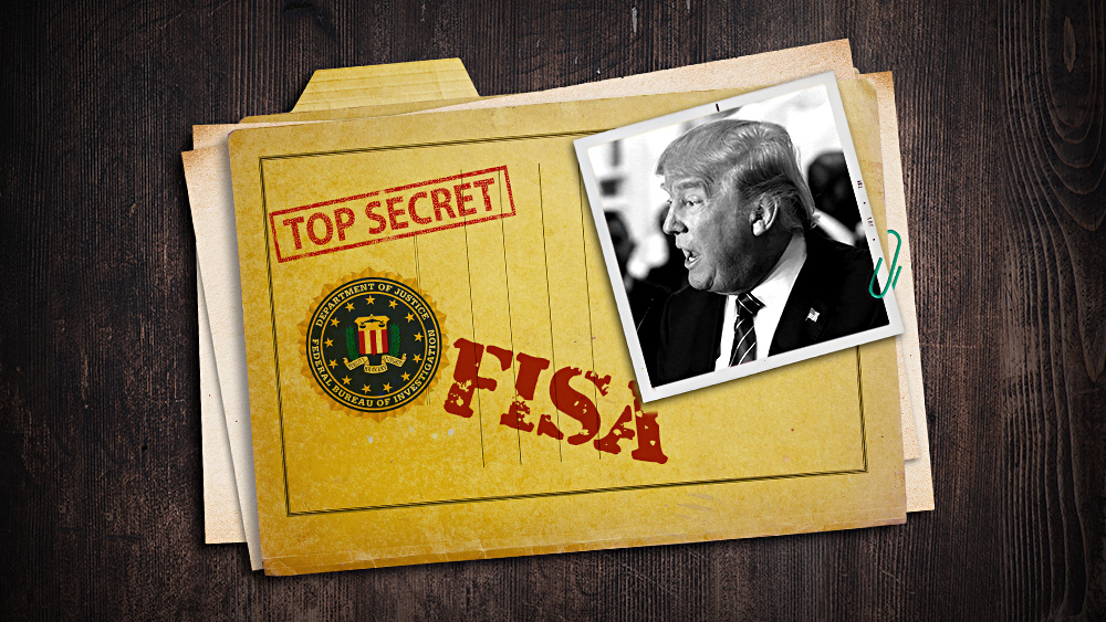 Shameless: No Democrats or Left-leaning Publishers Denounce Shocking Abuses of Power Detailed in Fisa Memo Release