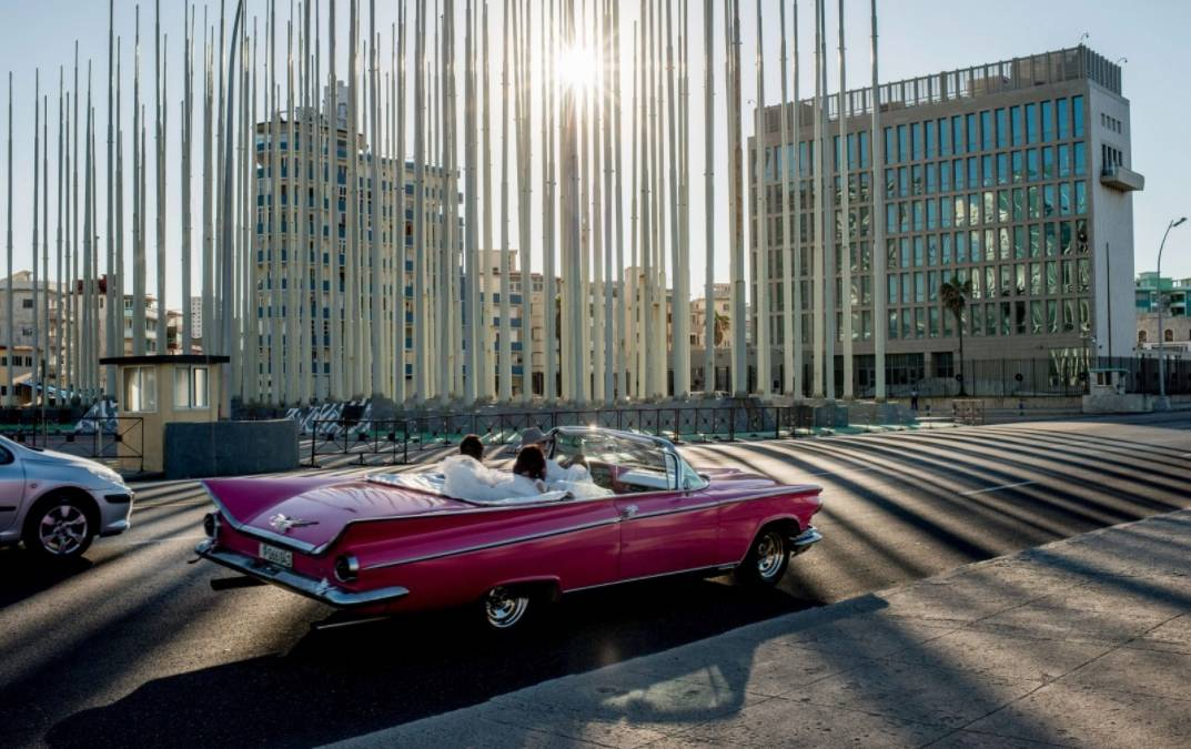 The Sound and the Fury: Inside the Mystery of the Havana Embassy