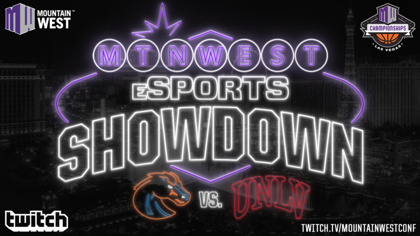 Unlv, Boise State to Compete in First-ever Mountain West Esports Showdown