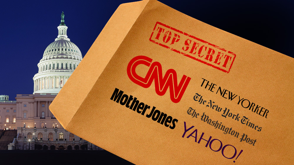 Mother Jones, Washpost, Nyt, Cnn and Yahoo All Exposed As Deep State Propaganda Puppets in Shocking Fisa Memo