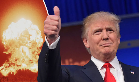 """Stock Market Plunge is Deep State """"Nuclear"""" Attack on Trump"""