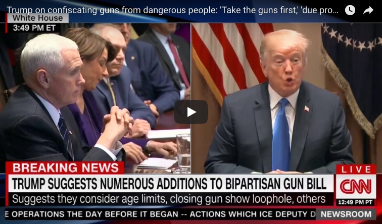 Trump: Take the guns first, due process second