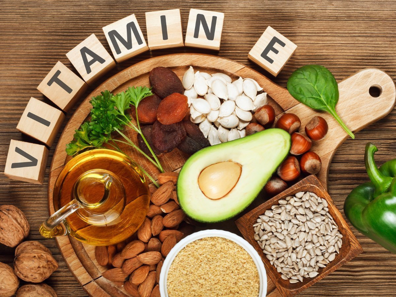 Vitamin E Found to Have Bone Health Benefits: Research Finds It Improves Bone Density in Postmenopausal Women