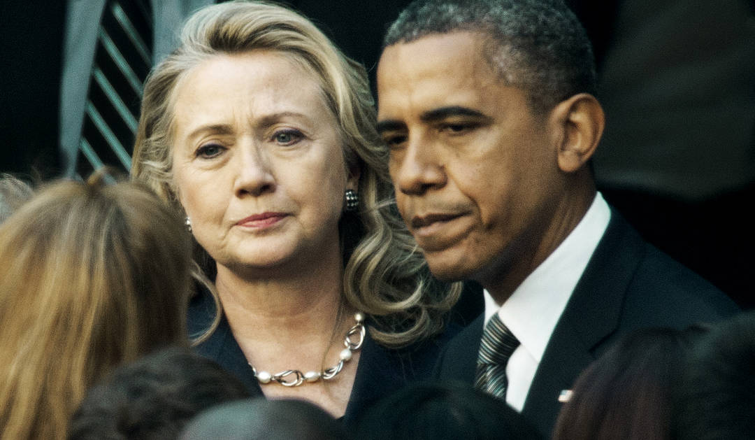 Obama Knew! Damning Texts Surface That Name Barack Obama in Corrupt Exoneration of Hillary Clinton and Her Illegal Email Server