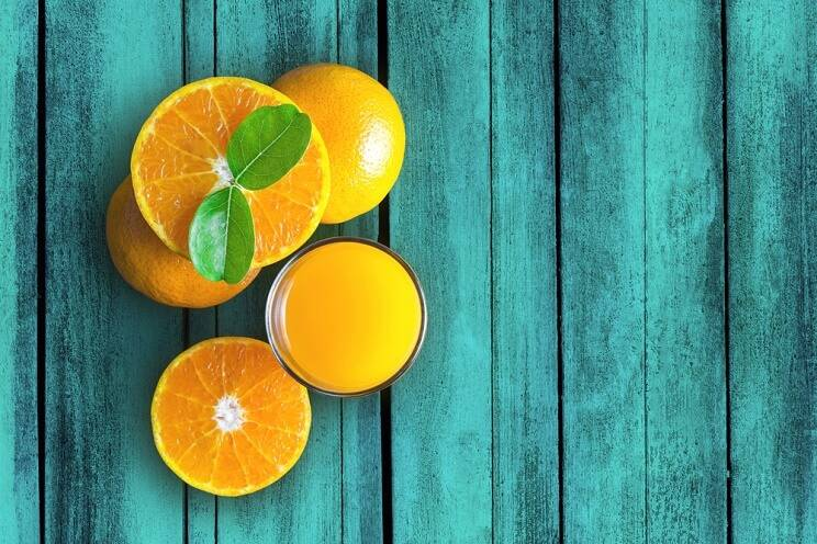 Bananas for Oranges: Pectin from Banana Peels Can Stabilize and Preserve Orange Juice Naturally
