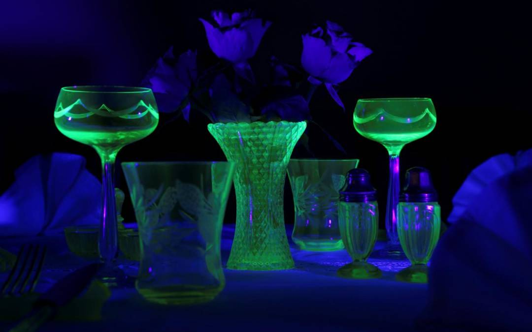 Collect Some Uranium Glass for That Peaceful Glow