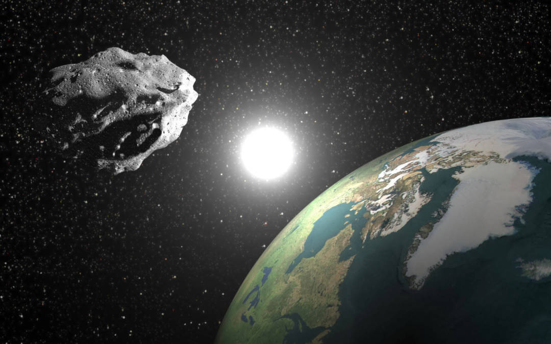 Second Asteroid in a Week to Pass Close to Earth on Friday