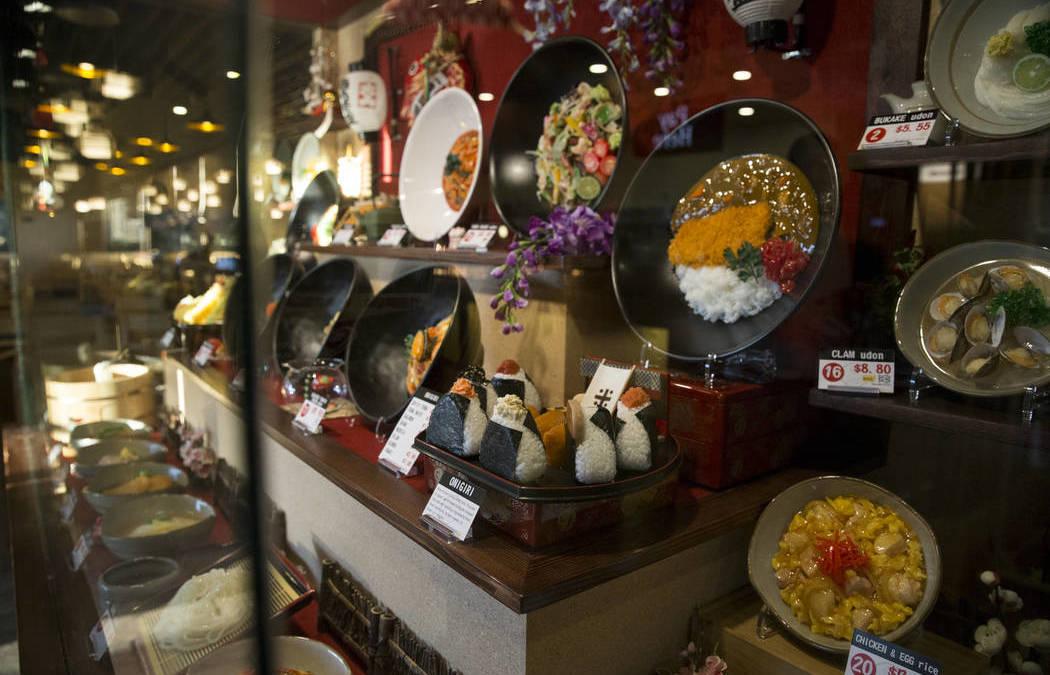 Cafe Sanuki in Las Vegas perfects udon noodles