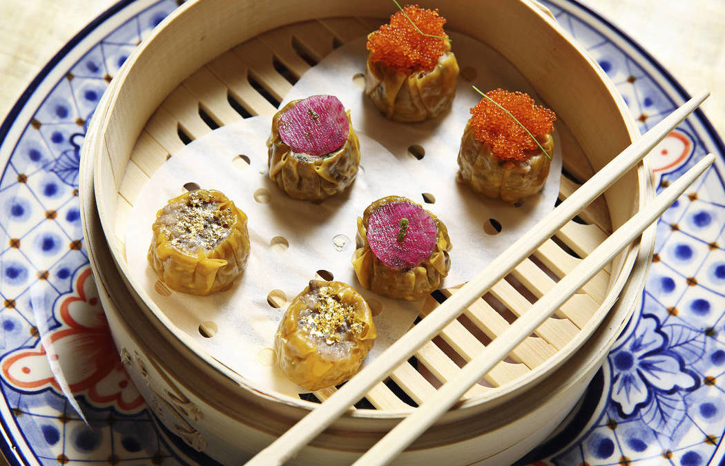 7 restaurants that serve gold food in Las Vegas