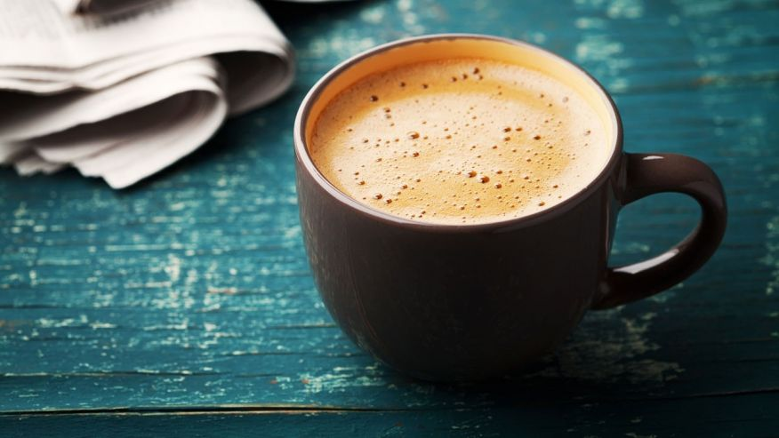 Americans are drinking a daily cup of coffee at the highest level in six years: survey