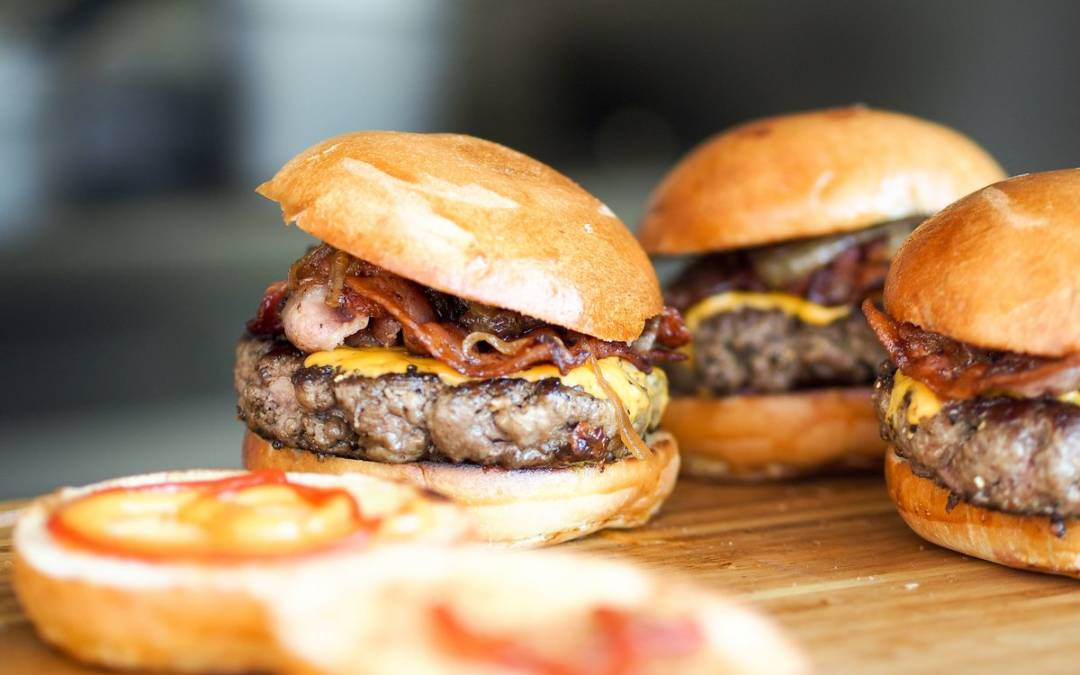 Burger beats jambon-beurre as France's top sandwich