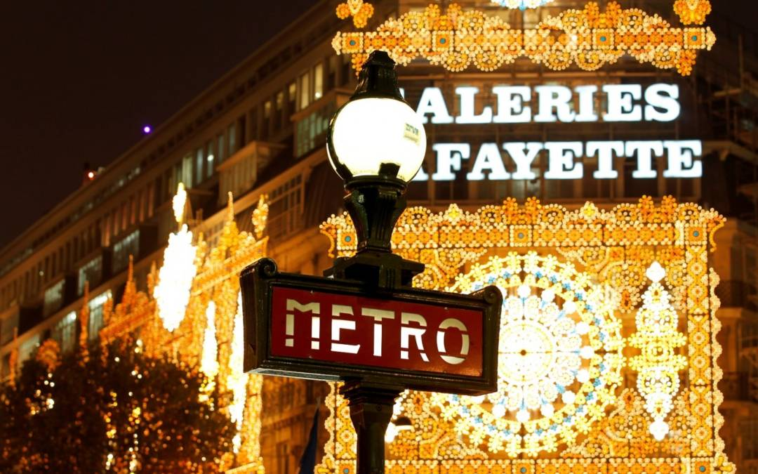 France's Galeries Lafayette turns to art and gourmet food to lure shoppers