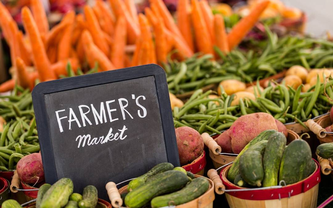 Farmers Market at The Park Returns March 16