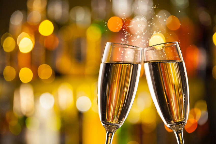 U.S. drinkers take Britain's crown as top world champagne buyers