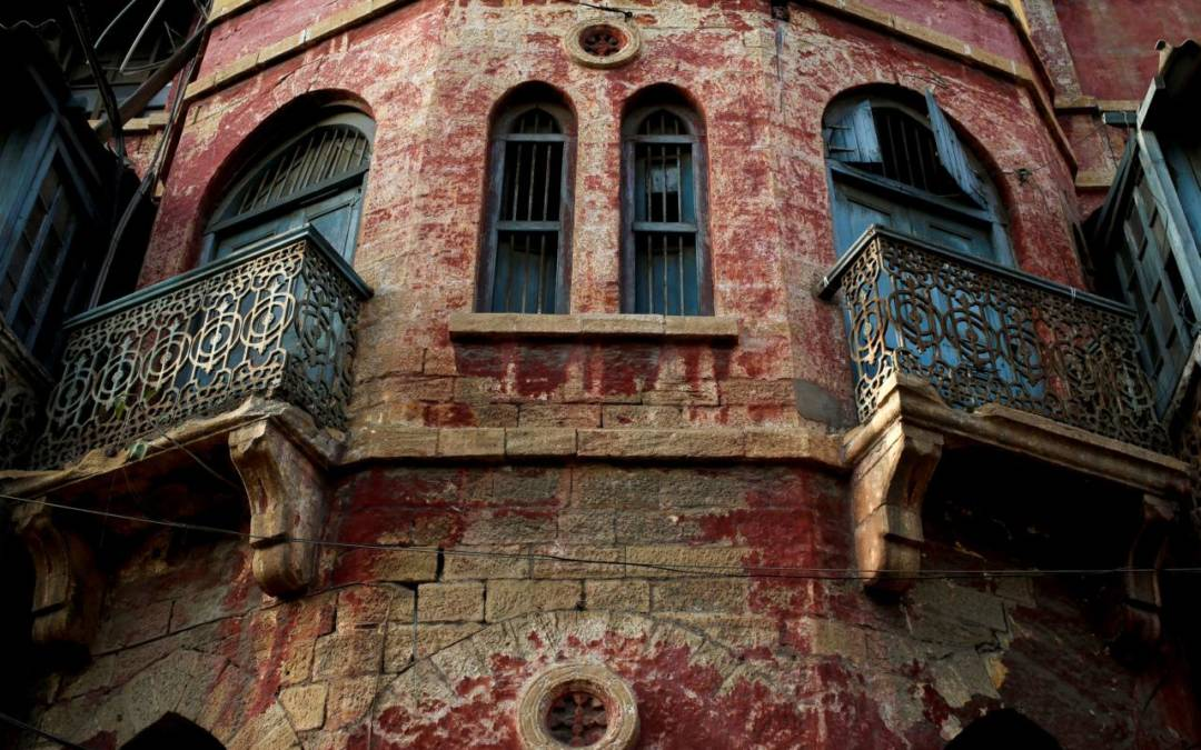 Pakistan's crumbling architectural heritage