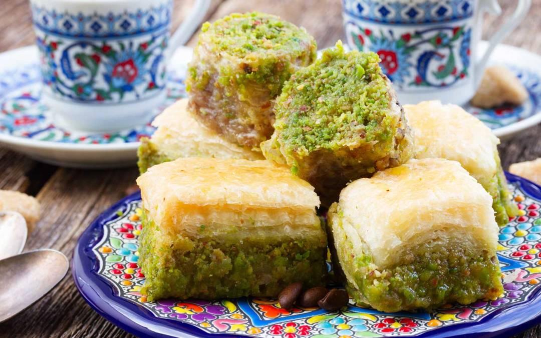 Turkish chefs savor sweet success with world record baklava