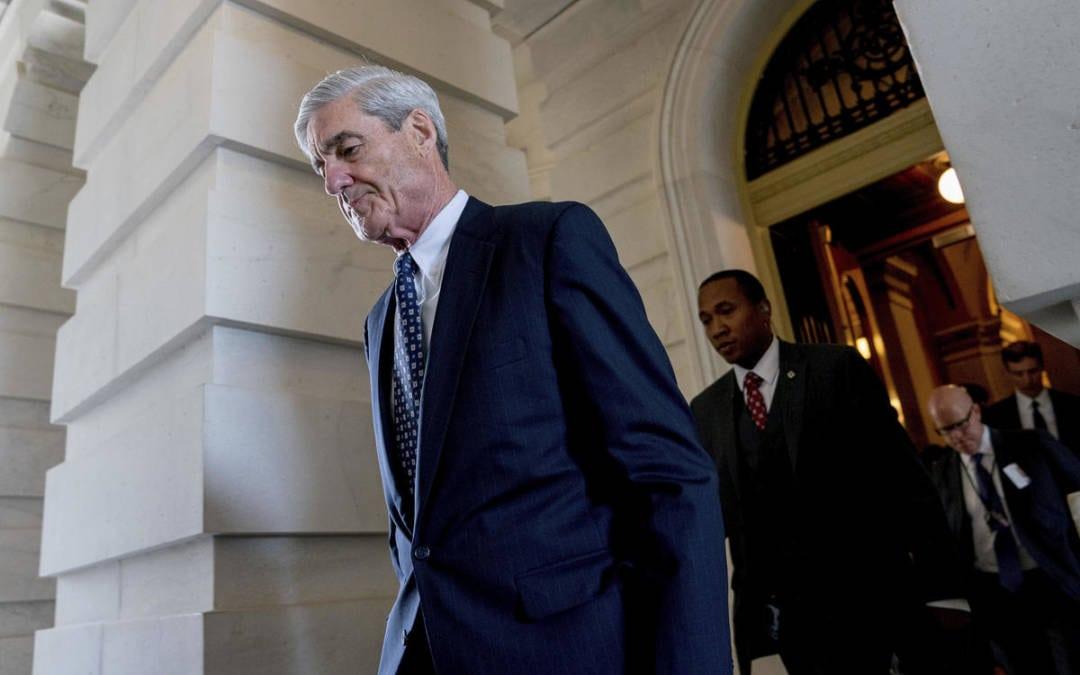 Trump hints he will fire Robert Mueller