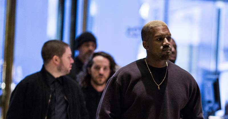 KANYE WEST: ENEMIES OF FREE SPEECH ARE USING FEAR TO INTIMIDATE
