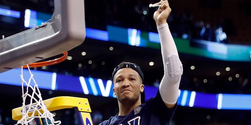 Villanova's Brunson enters NBA draft