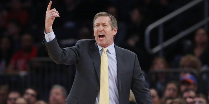 Knicks fire Hornacek after two seasons
