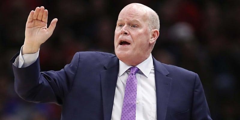 Hornets dismiss Clifford after 36-46 season
