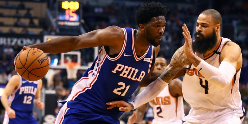76ers coach confirms Embiid out for Game 1 against Heat