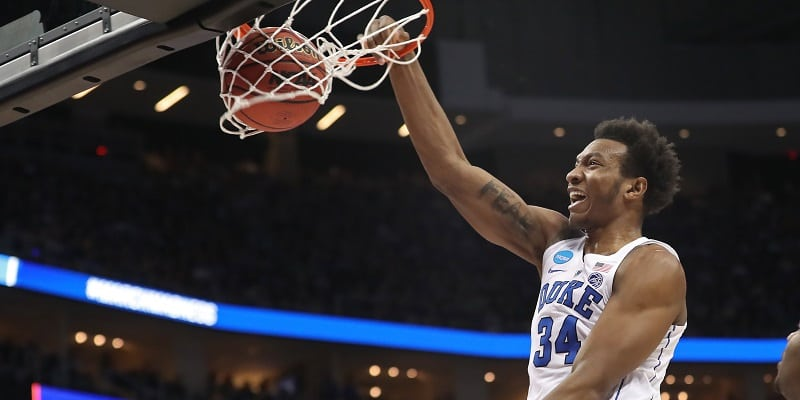 Duke's Carter to enter 2018 NBA Draft
