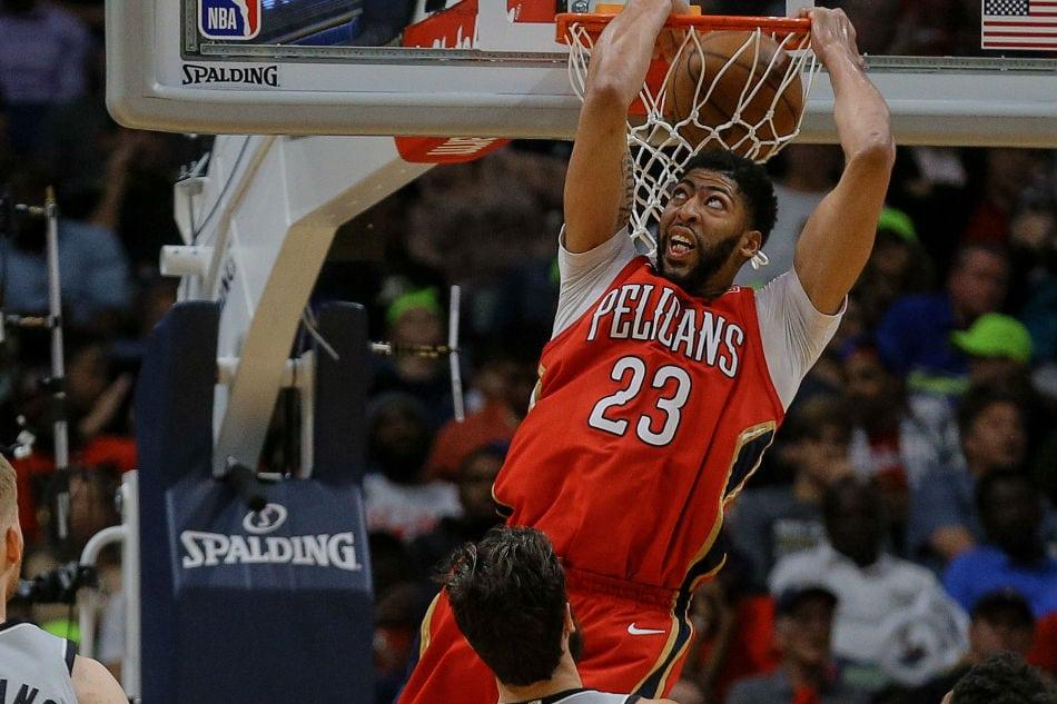 NBA roundup: Pelicans head home up 2-0