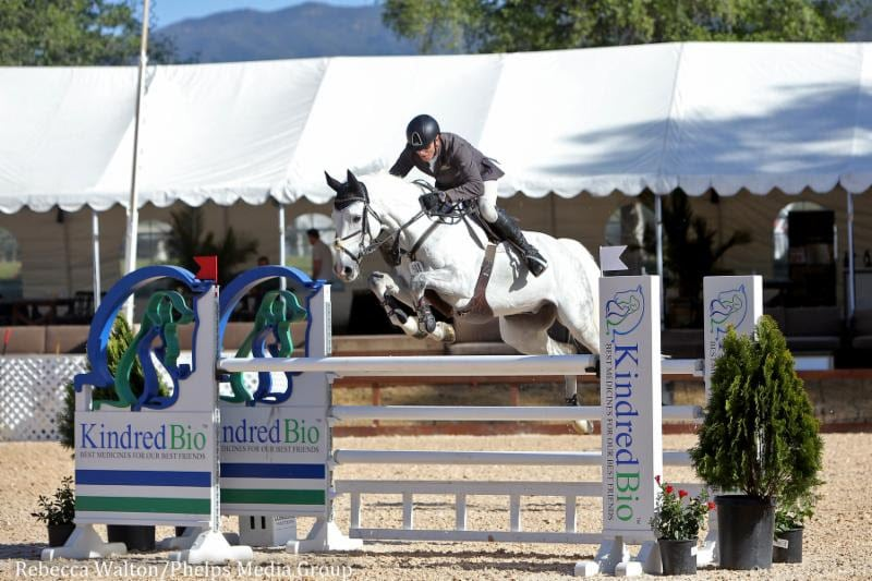 Debut Temecula Valley National Horse Show Kicks-Off with Welcome Stake Victory for Bjorn Ikast and Classini