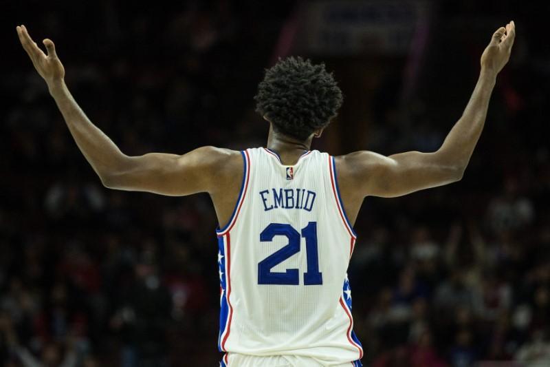 NBA roundup: Embiid returns as Sixers top Heat