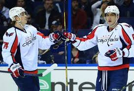 Capitals take series lead on Backstrom's overtime goal