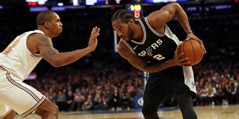 Spurs, Popovich plan sitdown with Leonard