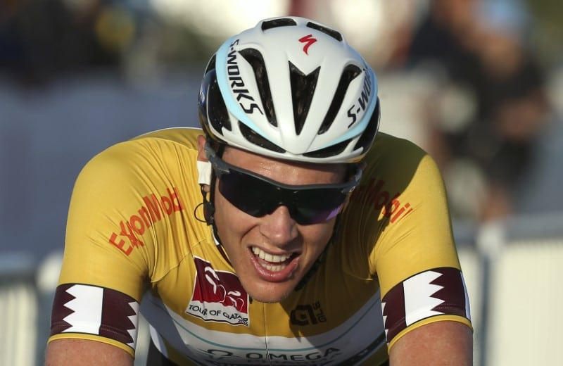 Cycling: Terpstra adds Flanders to Paris-Roubaix in style