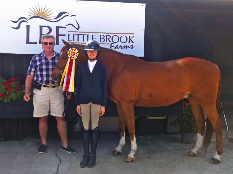 Savonna Adell Finishes 2018 Winter Season With Reserve Circuit Championship