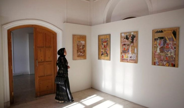 Rare Kabul exhibition brings taste of Mughal art back home