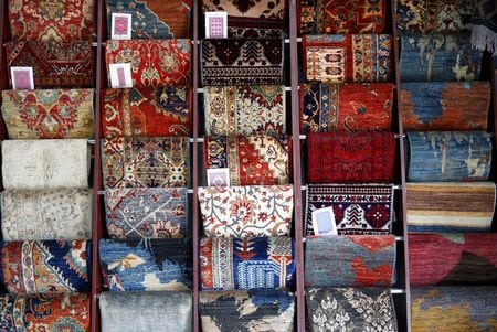 Sales of Afghanistan's renowned carpets unravel as war intensifies