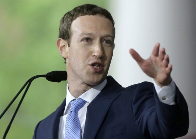 RIGGED: Lawmakers Should Grill Zuckerberg On His Establishment Media Favoritism