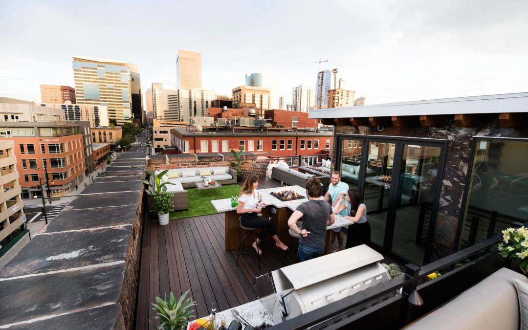 Rooftop decks for every style