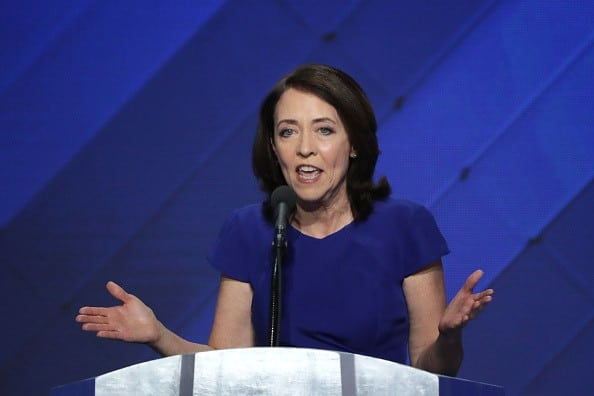 Cantwell to Congress: Talk is Cheap