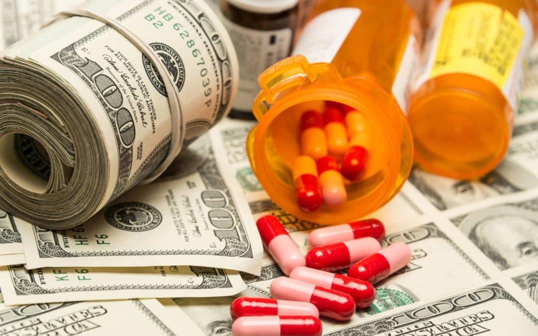 HUGE DRUG (PHARMA) MONEY CHANGES HANDS IN HIGH-LEVEL FINANCIAL DEALS