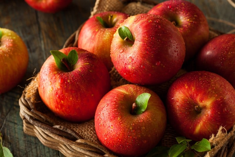 An apple a day can help prevent diabetes