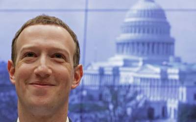 Report: Facebook Spent More on Lobbyists in 1Q than Ever Before