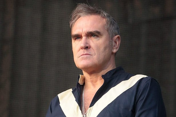 "MORRISSEY: ""WE'RE ALL CALLED RACIST NOW, THE WORD IS MEANINGLESS"""