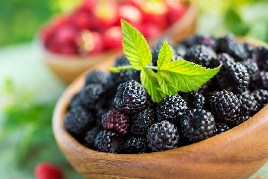 Black raspberries can reduce your risk of developing oral cancer
