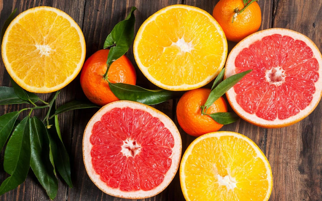 Eating fruit every day proven to lower cholesterol: The pectin prevents it from building up