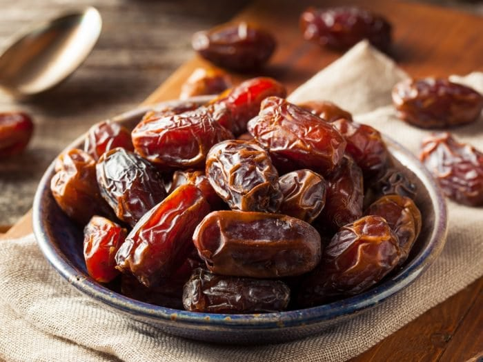 A traditional way to make dates, with a modern twist
