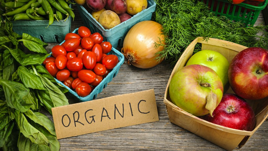 Organic food choices and farm production systems provide significant benefits to the environment