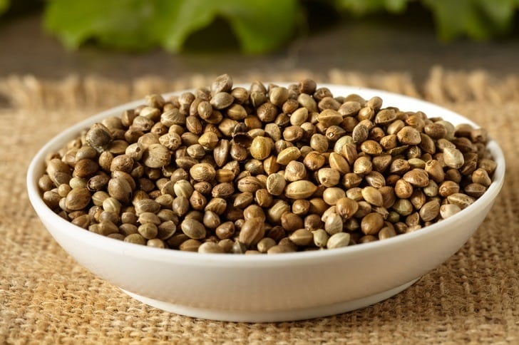 Why hemp seeds from cannabis are a revolutionary superfood