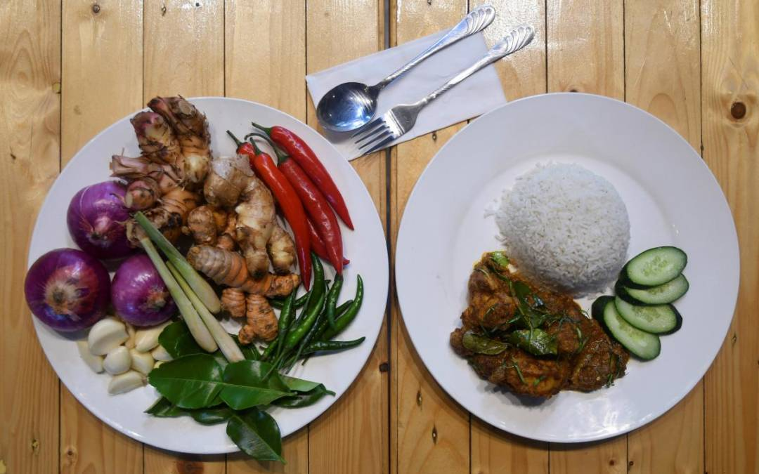 Southeast Asians unite as beef over 'chicken rendang' rages on